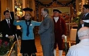 Independence Hall Foundation Honors Barrar, Smith