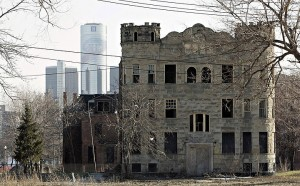 Detroit Water Cuts Make Motown Starnesville