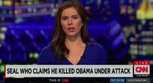 CNN Says SEAL Killed Obama