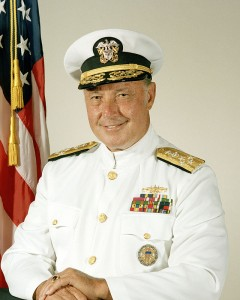 Obama Muslim Mole Implies Admiral
