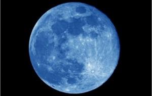 Bad Blue Moon Rising