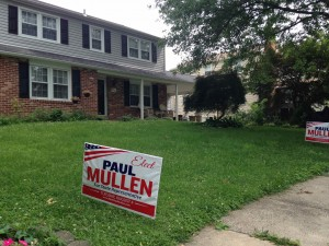 John Kane Supports Paul Mullen