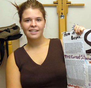 Remember Kayla Mueller