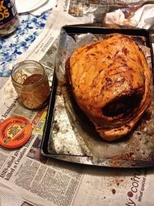 Sweet Smoked Pork
