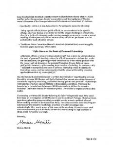 Shuster Slammed In Open Letter