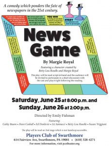 News Game By Margie Royal