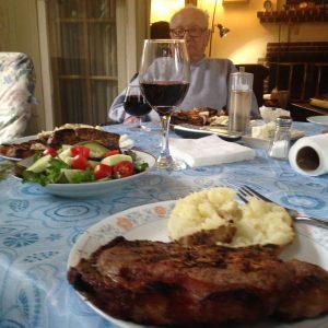 Chef Chris Ribeye Steak