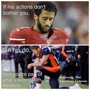 NFL Means No Further Look