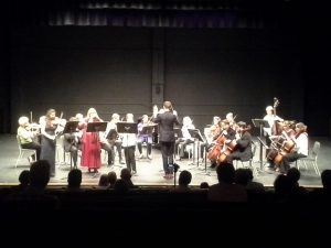 Delco Symphony Plays The 5th