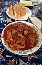 Chicken Cacciatore Today's Meal